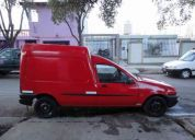 Vendo / permuto mayor ford courier furgon 98 diesel
