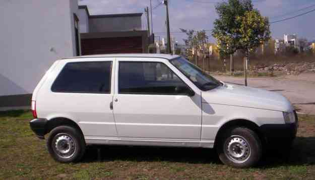 Vendo Fiat Uno Cargo Base 2008 Salta Capital Doplim 890