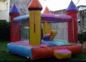 Alquilo castillo inflable