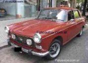 Peugeot 404  1973, capital federal