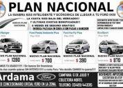 Plan nacional - ford