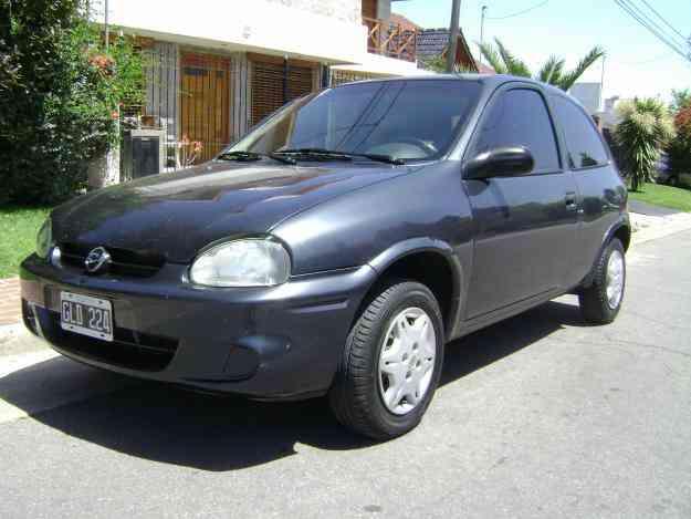 corsa modelo 2007 motor 1 6 3 puertas acepto menor valor