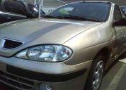 Megane bicuerpo 2001   / gnc exelente /