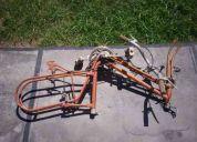 Bicicleta rodado 20 cuadro