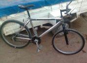Bicicleta keoma cromada muy buen estado