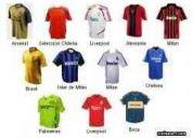 Ventas de camisetas de futbol