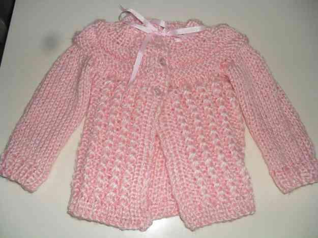 sacos, chalecos, capitas y vstiditos de lana para bebe. - Olivos ...