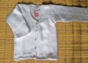 Saquitos tejidos blancos de hilo,ideales para bautizmo,cumpleaños,etc
