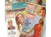 15 revistas gente decada del 70 asuncion peron envio gratis