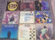 63 discos de rock y pop internacional de los 70 ,80 y 90