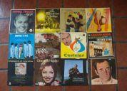 Vendo discos de vinilo inmaculados: tango, folcklore, latino, clasicos, romanticos.
