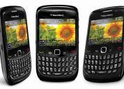 Vendo blackberry 8520 dos mes de uso. libre de fabrica.