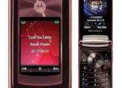 Motorola v9 libre impecable