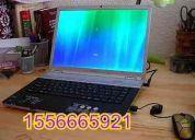 Notebook sony vaio vgn-fz220u ¡impecable¡15.5-camara1.3 mp,2ram,200gb de dr¡oportunidad¡