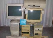 Vendo computadoras