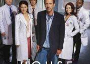 Serie tv doctor house [6 temporadas, audio latino e ingles]