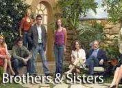 Serie brothers  sisters 5ta temporada estreno