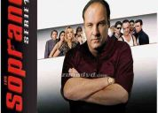 Vendo serie completa the sopranos