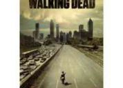 Pack temporada 1 walking dead 3 dvds en digipack $99.90