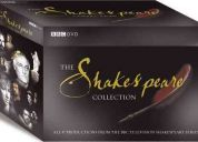 The bbc tv shakespeare collection