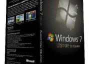 Promocion windows 7 + office 2010 + antivirus