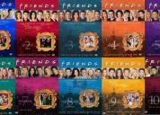 Todas las temporadas de friends