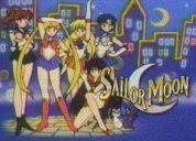 Sailor moon serie completa, peliculas, ovas, y especiales - español latino