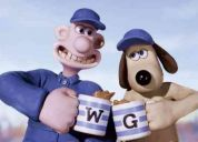 Wallace y gromit, tv serie animada 1989, en castellano