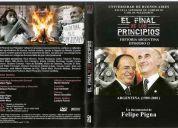 Coleccion de historia argentina en 14 dvds