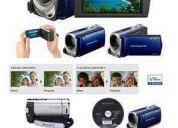Sony cdr-sx44 hd zoom optico 60x - digital 2000x 4gb $1354.8