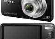 camara digital sony dsc -w560 14mpx 4x - 3  $$ 990 la plata