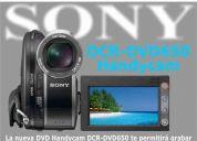 Filmadora digital sony dcr-dvd 650 local martínez