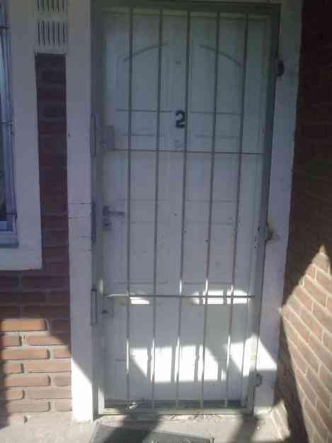 Vendo reja para puerta mar del plata doplim 4863 - Puertas de reja ...