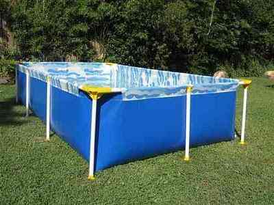 Ofertas en piletas de lonas lomas de zamora doplim 4871 for Ofertas piscinas desmontables rectangulares