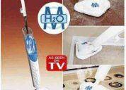 Mop2ultra.original de tv.perfecta. limpia profundamente a vapor y  + beneficios.