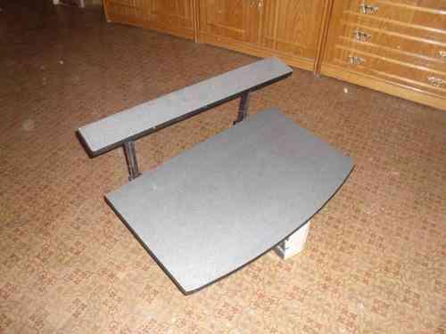 Mesa rebatible para espacios peque os general san mart n for Mesas para espacios pequenos