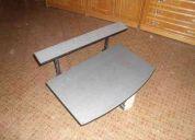 Mesa rebatible para espacios pequeños