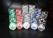 Fichas poker 300 unidades