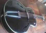 Vendo guitarra acustica antigua