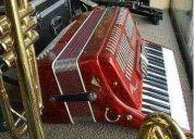 acordeon a piano toscani 120 bajos