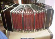 Vendo bandoneon arno arnold c/funda y mètodo