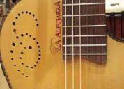 guitarra criolla alpujarra 300 kec con ecualizador nueva