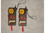 Walkie talkie año 1997 usados