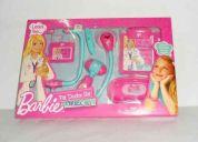 Set de veterinaria pet doctor de barbie i can be