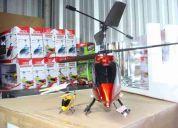 Helicoptero grande super warrior 9945 88 centimetros de largo