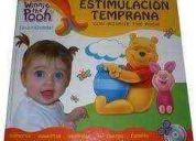 Estimulación temprana con winnie pooh
