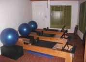 camas pilates reformer + circuito aerobico