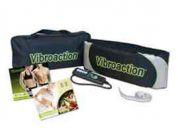 Espectacular cinturon vibroaction promocionado en tv.