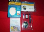 Medidor glucemia digital one touch ultra2 nuevo.kit cpto. johnson diabetes s/uso unico