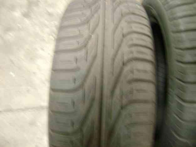 2 pirelli p6000 y 2 dunlop 215-55-16 nueva 30% de desgaste